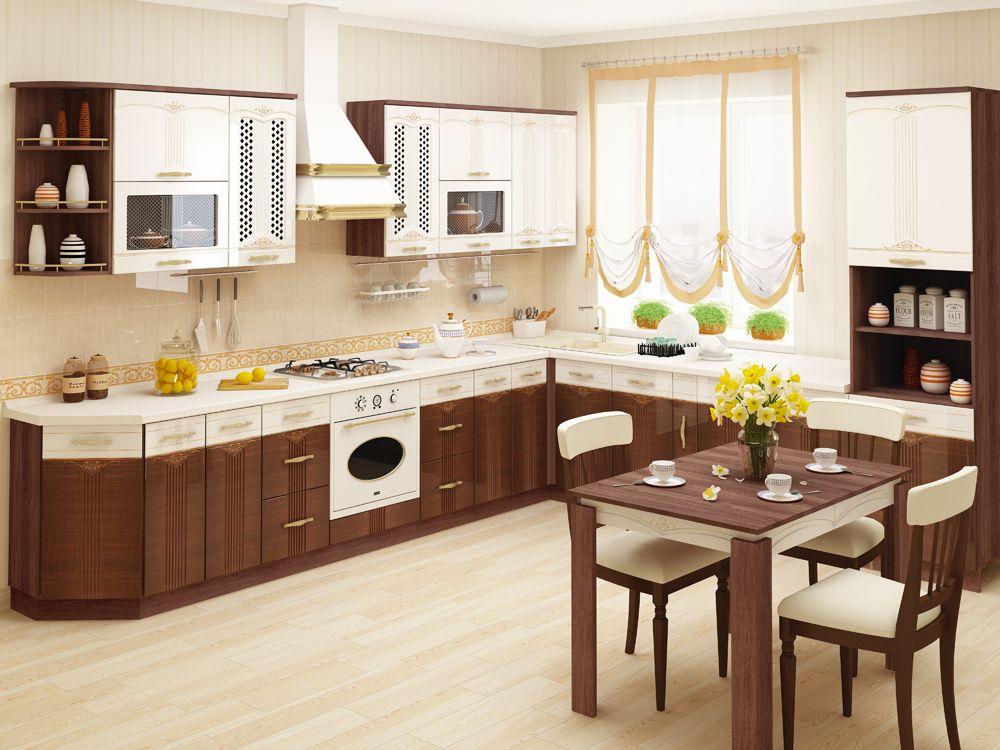Кухня Каролина набор-1