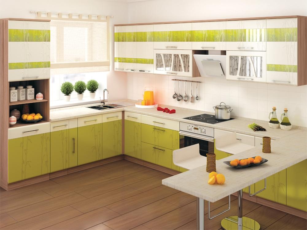Кухня Тропикана набор-1