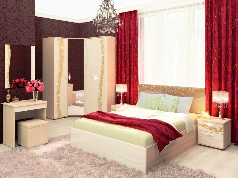 Спальня Соната набор-1